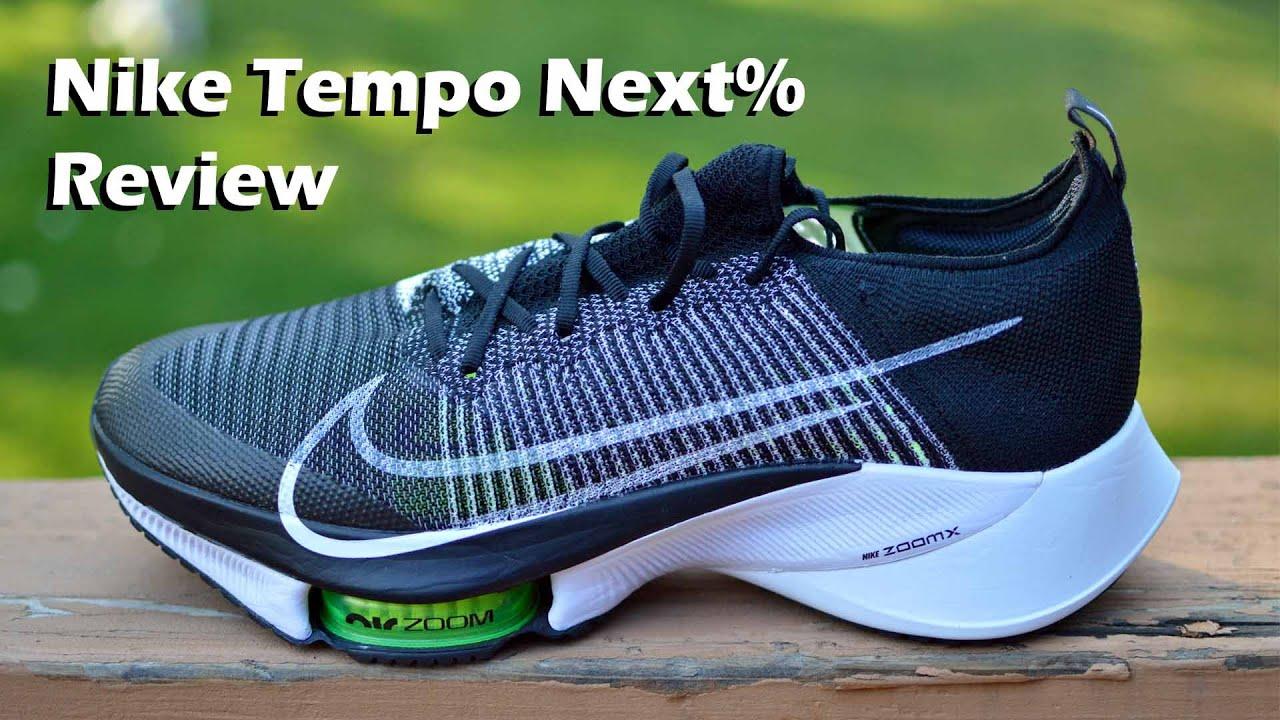 Nike Tempo Next% Review