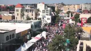 Little Italy San Diego Festa Promotional Video