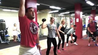 видео фитнес жулебино