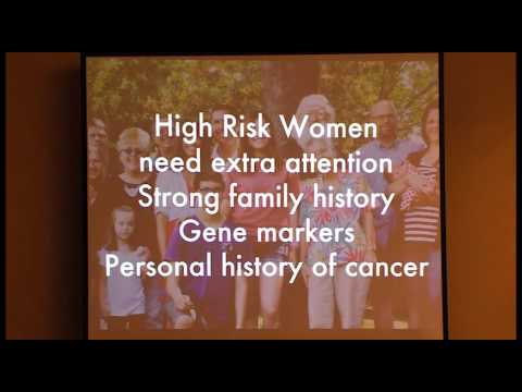17th Annual Breast Cancer Conference - Screening: When, How Often, and Why?