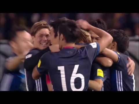Australia 1 Japan 1 WCQ 2016
