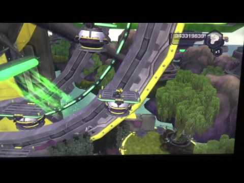 Ratchet and clank future tools of destruction PS3:getting all the skill Points