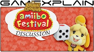 Animal Crossing: amiibo Festival - Overview Trailer Discussion (Thoughts & Impressions)