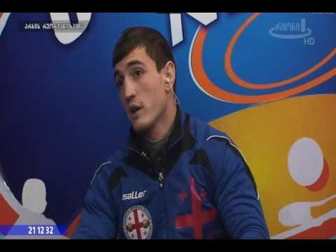 Givi Margvelashvili  sport news