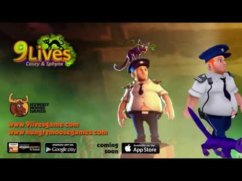 9 Lives Launch Trailer