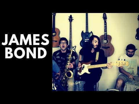 JAMES BOND by Stay for the Fireworks || INCREDIBLE ORIGINAL