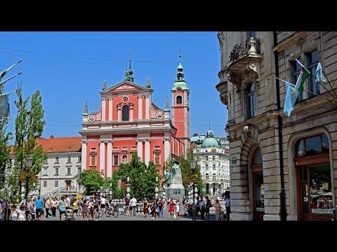 Ljubljana - Walking Tour (Costa Mediterranea Excursion)