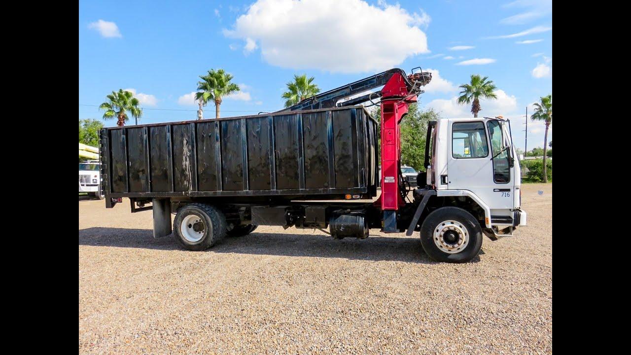 Art S Trucks Amp Equipment 3418093 92 Ford C8000 Grapple