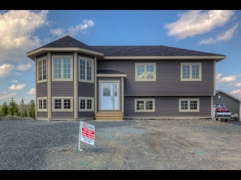 Turn key 3 bedroom split entry home gander newfoundland for Home plans newfoundland