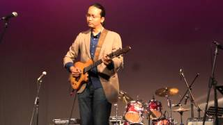 Pinata (Jazz Blues Solo Electric Guitar) - Az Samad | Live at Blues & Roots Festival, Malaysia