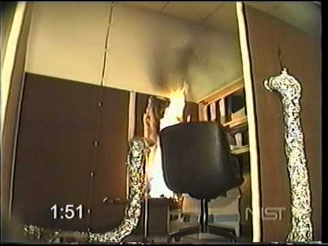 National Institute of Standards and Technology Fire Videos