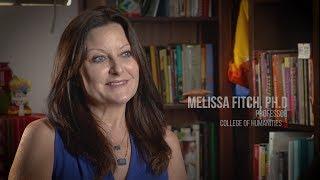 2017 University Distinguished Professor Melissa Fitch