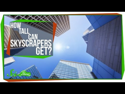 How Tall Can Skyscrapers Get?