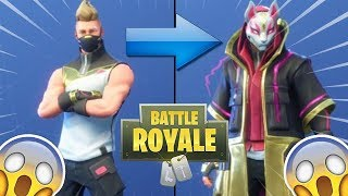 "OMG COMMENT AVOIR LE ""SKIN NOMADE"" COMPLET RAPIDEMENT sur Fortnite Battle Royale !"