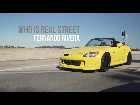 Who Is Real Street  Fernando Rivera