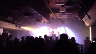 Tim Burgess - We All Need Love (live 31/10/12 at Newcastle Uni Students Union)