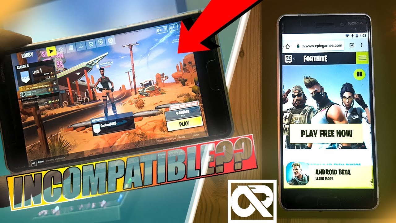 How to Play Fortnite Android on Compatible Devices ...