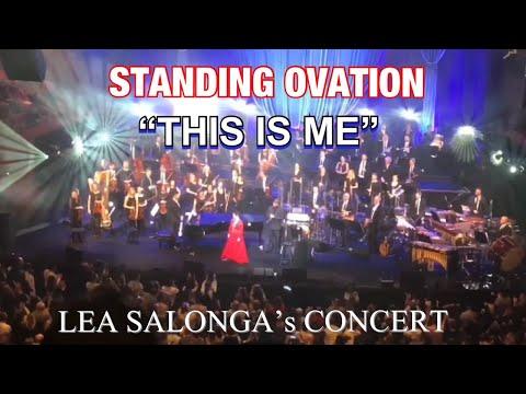 """THIS IS ME"" - LEA SALONGA'S STANDING OVATION LIVE PERFORMANCE AT SYDNEY OPERA HOUSE AUSTRALIA"