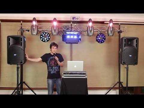 Mobile DJ Setup Tour Pt2 | My Large Setup