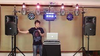 Mobile DJ Setup Tour Pt2 | My Large Setup