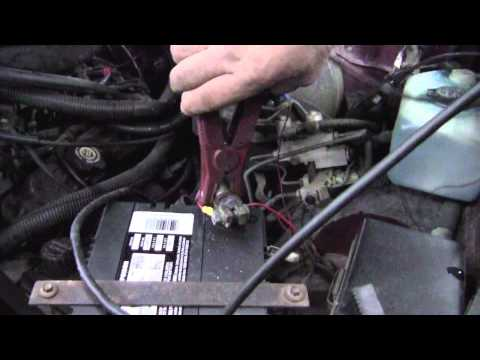 Battery & Alternantor testing