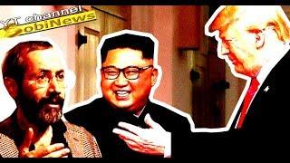 РАДЗИХОВСКИЙ. Переговоры: Доннальд Трамп - Ким Чен Ын - пpoвaл. Почему? SobiNews
