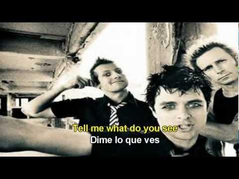 Green Day - At The Library (Subtitulado En Español E Ingles)