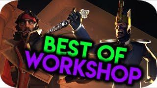 MAYANN SPY KNIFE! - Best of TF2 Workshop #7
