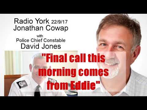 Radio York Eddie phones in