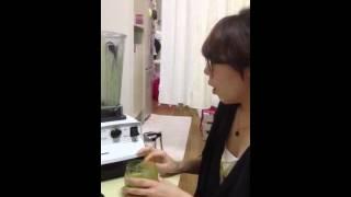 バイタミックスの置き場所と洗い方についての感想 金子さやか 検索動画 25