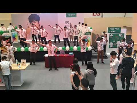 Oppo Dance Malaysia