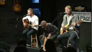"Lifehouse ""Between the Raindrops"" LIVE Acoustic Performance MIX 100.7 Tampa, FL"