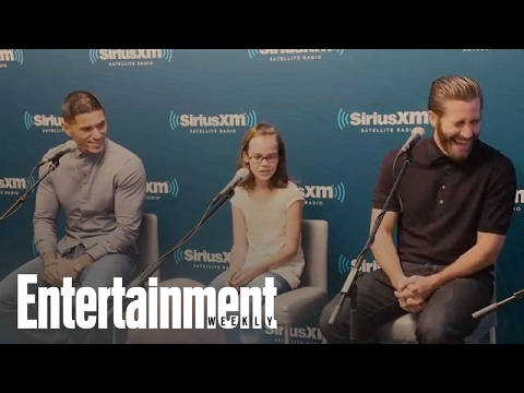 Jake Gyllenhaal & 'Southpaw' Stars Talk Love, And Instagram | Entertainment Weekly