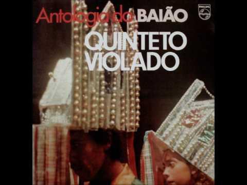 Quinteto Violado - Antologia do Baião 1977 - Completo