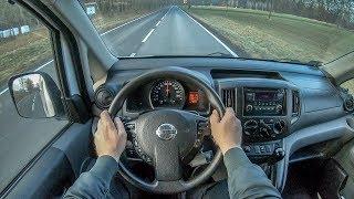 Nissan Nv200   4K POV Test Drive