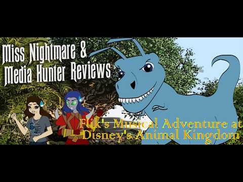 Miss Nightmare Crossovers- Filk's Musical Adventure w/Media Hunter