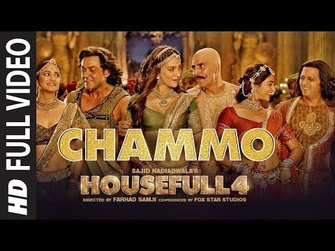 full-video:-chammo-|-housefull-4-|akshay-kumar,riteish-d,bobby-d,kriti-s,pooja-h,kriti-k-|sohail-sen