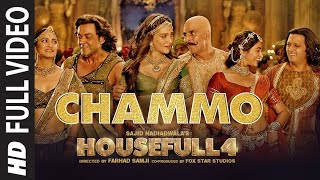 """Presenting the video song """"chammo"""" from bollywood movie housefull 4. belongs to era of 1419 filled with grandeur and epic scale s..."""