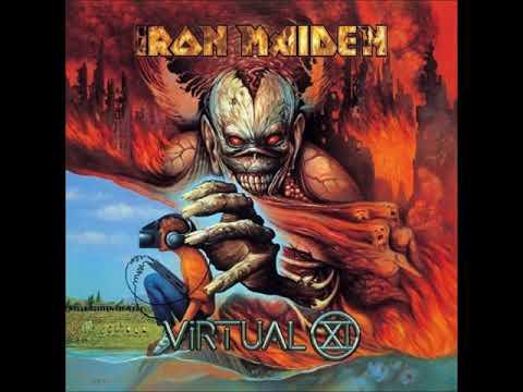 Iron Maiden - Virtual XI  (1998) Full Album HQ