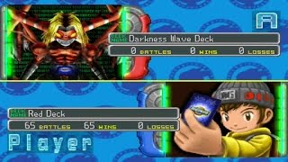 Digimon Digital Card Battle [PSX] - Final Boss