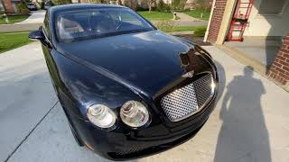 Why Would I Buy A 2005 Bentley Continental GT