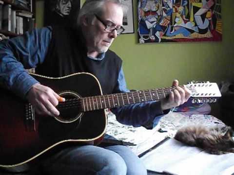 Ferry Cross The Mersey - Fingerstyle guitar