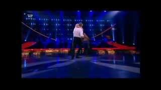 Uffe og Karina (3 danse) - Vild Med Dans finalister 2013