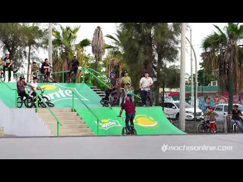 Torneo De BMX Y Skateboard   Semana De La Juventud Ahome 2019