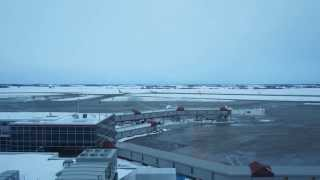 Runway Timelapse at Edmonton International Airport | Yegventures.ca @flyeia