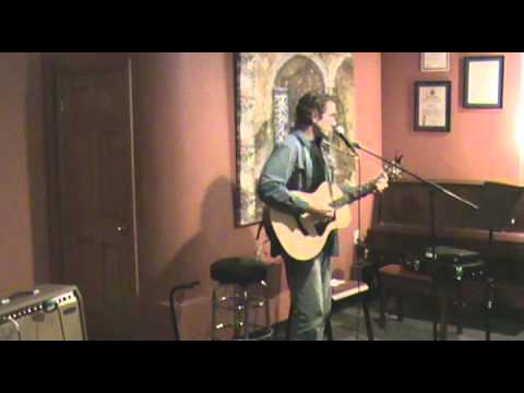Broke Down (Slaid Cleaves, Rod Picott cover) Peter Blair at Harvest Cafe