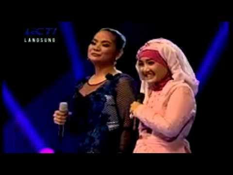 Fatin feat Vina Panduwinata gala show