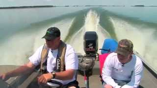 Midwest Outdoors Tv 1531 Devils Lake Walleye