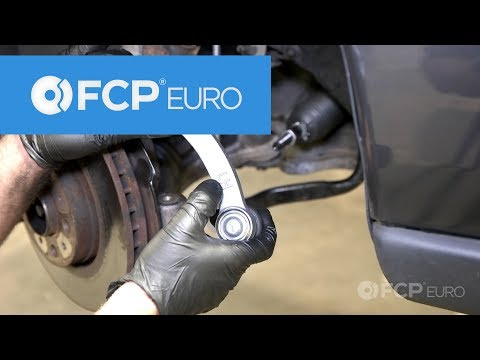 How To Replace A Tie Rod on a Volvo S60
