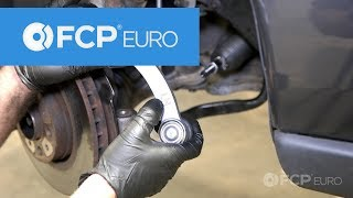 Volvo Tie Rod End Replacement - Easy Afternoon DIY (S60, S80, V70)